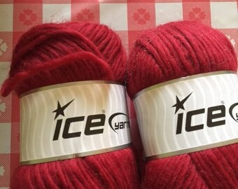 ICE Pure Wool Bulky Yarn