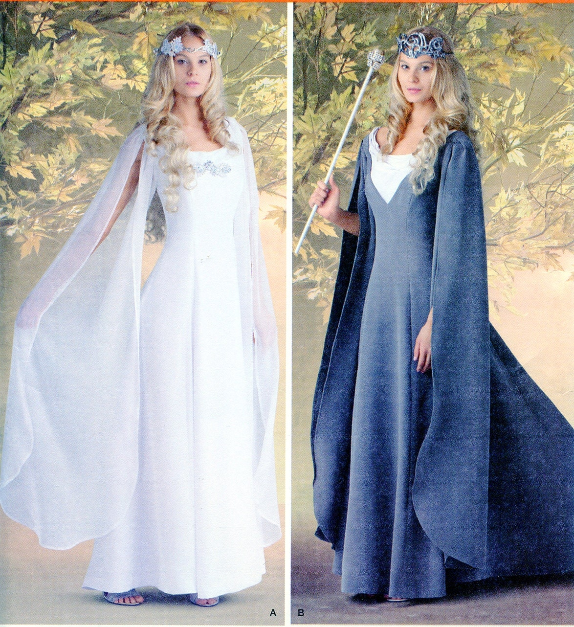 cosplay lord of the rings style galadriel wizard of oz style