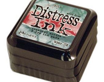 SALE-50% OFFSeasonal Distress Ink Set - Winter 2011-LIMITED EDITION