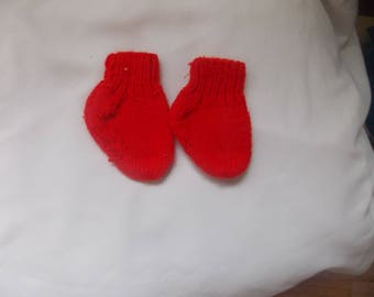 small red sock