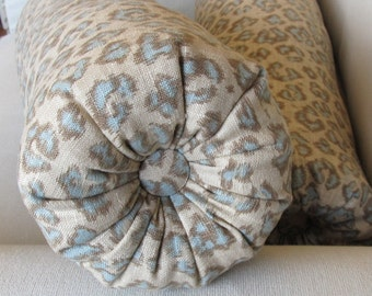 7x22 PAIR Large Bolster Pillows 7x22