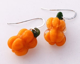 Bell Pepper Earrings