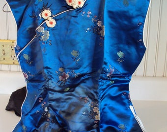 Vintage Japanese blouse and pants