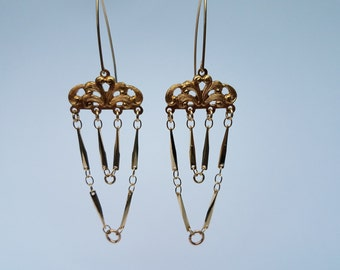 Lightweight Chandelier Earrings