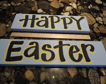 Hand Lettered, Wreath Attachment, Yard Stake, Craft Supply, Sign
