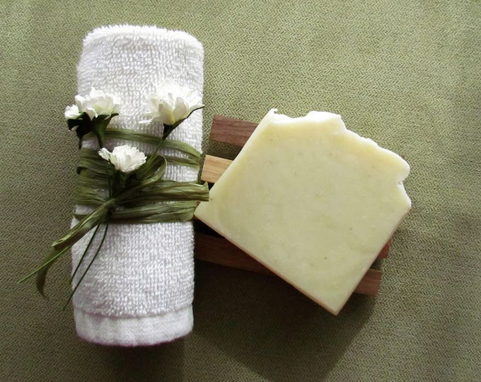 Handmade Soap, Chickweed soap, Itch relief, soothing soap