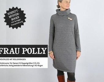 Cut Pattern FrauPolly
