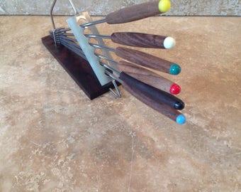 Fondue forks set