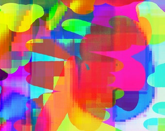 Lenticular GIF Print - Edition of 20