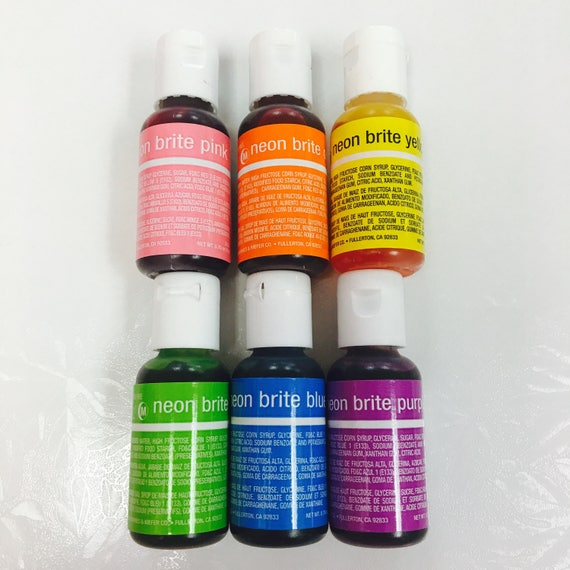 Chefmaster Liqua Gel Food Coloring from BusyBakersSupplies on Etsy ...