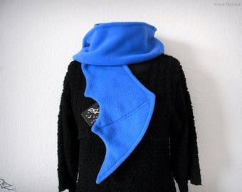 Scarf - Batwings *blau