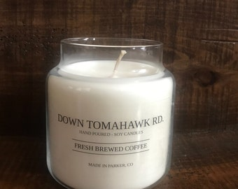 Soy Candles - Fresh Brewed Coffee