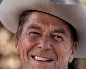 RONALD REAGAN PHOTO #1C