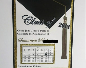 Graduation Save-the-Date