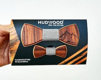 Father & Son Bow Ties Collection