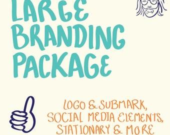 Large Branding Package