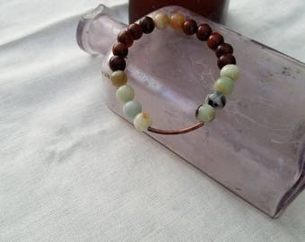 Amazonite beauty bracelet