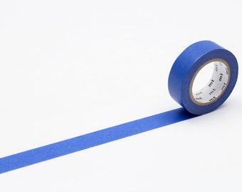 MT washi tape, lapis lazuli, 15 mm