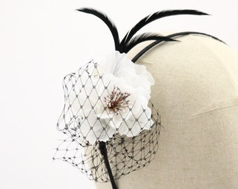fascinator headdress bibi for ceremonies