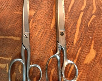 Vintage Case XX Scissors 2 Pair