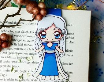 "Magnetic bookmarks ""Daenerys Targaryen"" GOT"