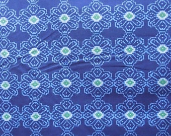 Impressions - Collision - Navy by Ty Pennington for Free Spirit Fabrics 4070