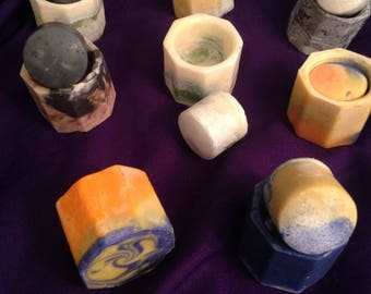 Soap Shotglasses