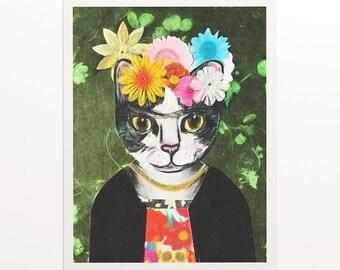 Copie d'archives, «Frida Cathlo»