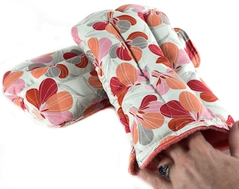 Heat Therapy Hand Warming Mitts for Pain Relief, Microwave Rice bag, Hand & Rheumatoid Arthritis Relief, Carpal tunnel, Spa Gift, SHIPS FREE