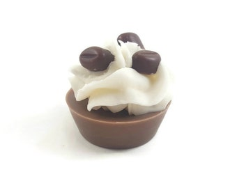 Hazelnut Latte Bites, Scented Bakery Tarts, Candle Warmer Wax, Flameless Candles, Dessert Melts, Food Melts, Wax Melts, Mini, Decor, Cute