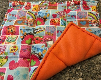 Weighted Lap Pad/ Kids Weighted Lap Pad/Wipe off top lap pad/calms/Autism/Aspergers, Anxiety