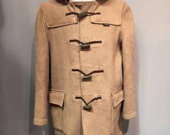 Beige Duffel Coat