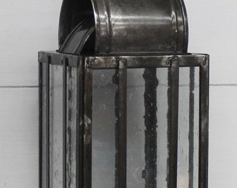 Primitive Candle Lantern  HA-41