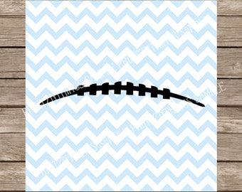 Football Laces svg, Football svg, Sports svg, svg, svg files, svg designs, svg files for cricut, svg silhouette, Football player cut file
