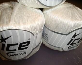 Ice Yarn Lase Poly / Destash /