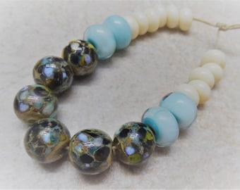 Handmade Lampwork Beads, Handmade Glass Beads