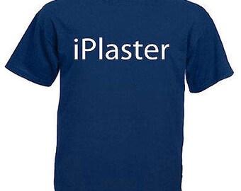 Plasterer mens t shirt 12 colours  size s - 3xl