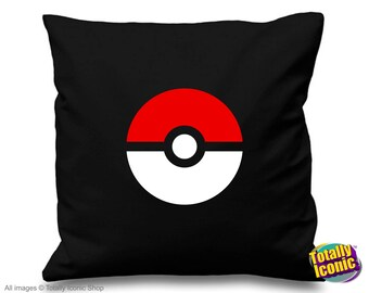 Pokemon Ball  - Poke Ball - Pillow/Cushion Cover