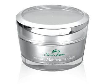 Intensive Moisturising Day Cream Enriched With Organic Virgin Coconut Oil 50ml