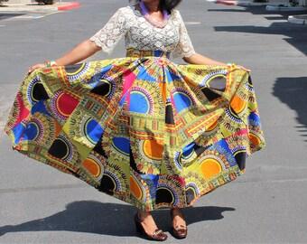tissu africain martinique