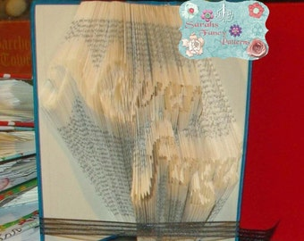 Half Price Sale - Never Forget - Book Folding Pattern