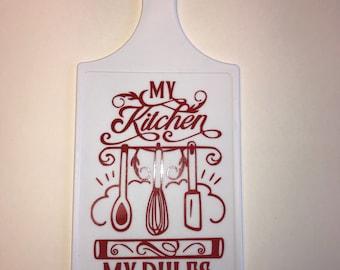 Kitchen Pastic Cutting Board