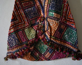 Bag or decorative piece of fabric. Rajasthan