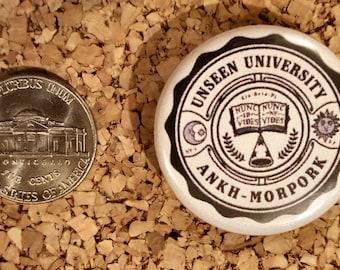 Discworld's Unseen University of Ankh-Morpork