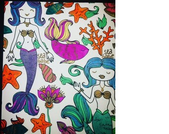 Sea Babes Mermaids
