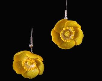 Buttercup Earrings