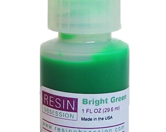 Resin Obsession bright neon color pigment for coloring epoxy