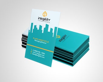 BUSINESS CARD (Architecture_003 Template)
