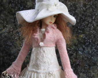 """haRMony Debut Fashion by Robbin Atwell & Monica Cooper """"Morden Blush Rose"""""""