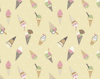 Picnic in the Park - Ice Cream Cones from Lewis and Irene